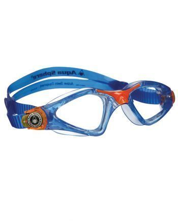 Aqua Sphere Kayenne Jr Goggles - Clear Lens