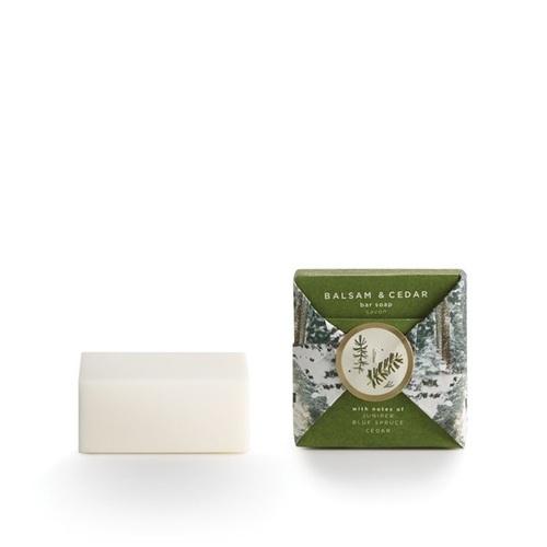 Balsam & Cedar mini soap