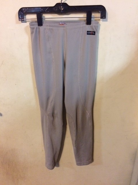 Consignment Kids Tights Tan M