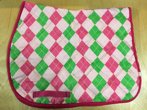 Consignment Saddle Pad