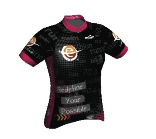 EH 2016 Women's Short-Sleeve Bike Jersey