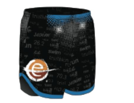 EH 2016 Men's Team Run Shorts