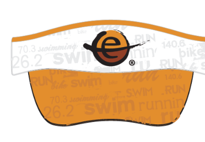BOCO EH VISOR - White/Orange