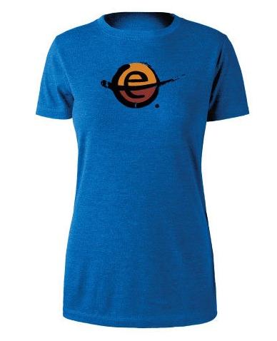 EH Women's Triblend Tee - Logo
