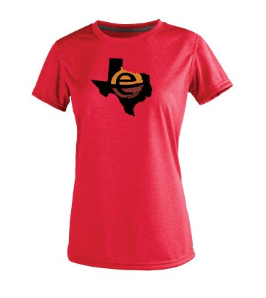 Women's EH Texas Tech Tee