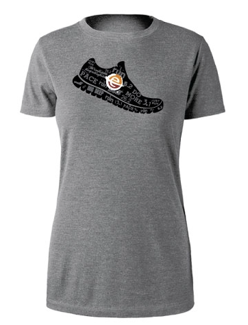 EH Women's Triblend Tee - Shoe