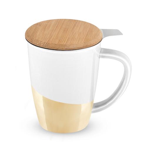 Bailey Ceramic Mug & Diffuser