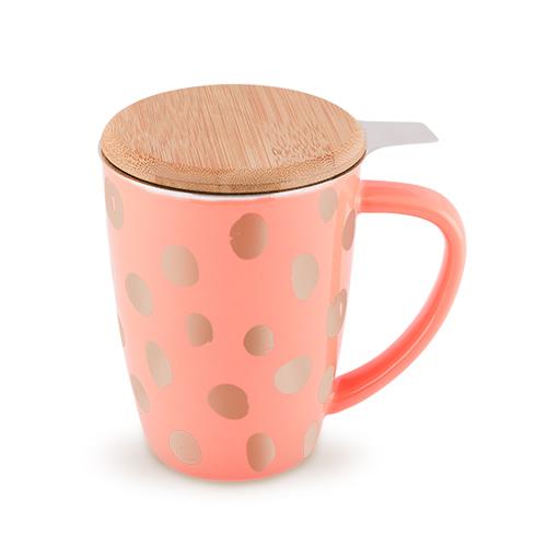 Bailey Ceramic Tea Mug