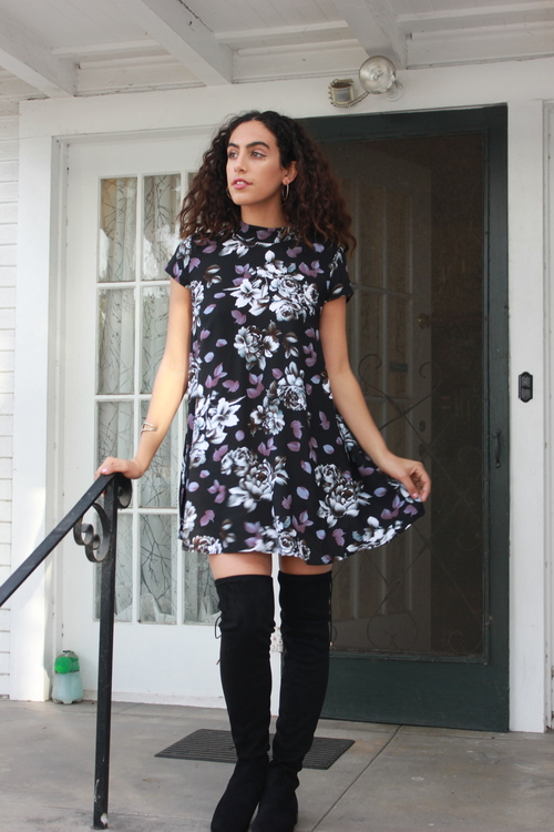 The Elvira Dress