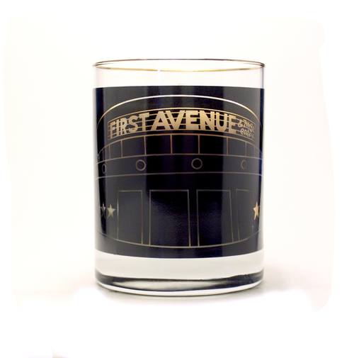 First Ave Candle
