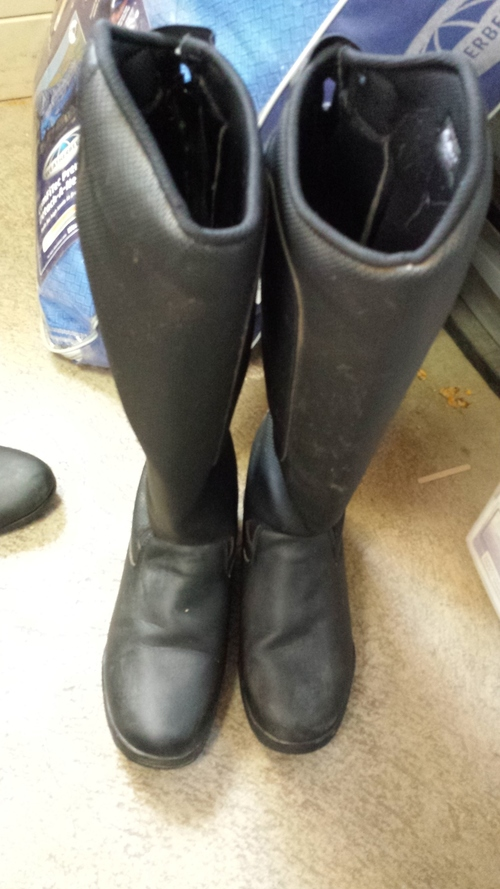 Consignment Winter Tall Boots
