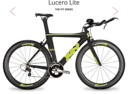Lucero Lite Race
