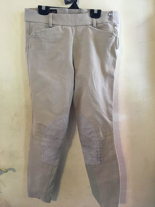 Consignment Knee Patch Breeches