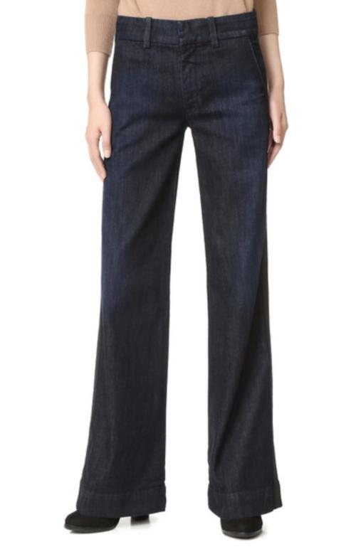 Joplin Wide Leg Trouser