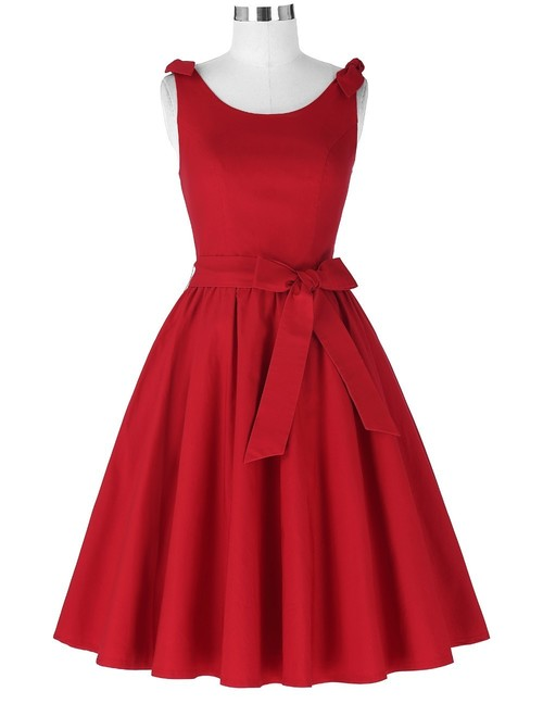 Coco dress in Red or Black *Online Exclusive*