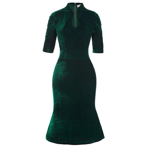 Hedy Velvet Dress *Instore and Online*