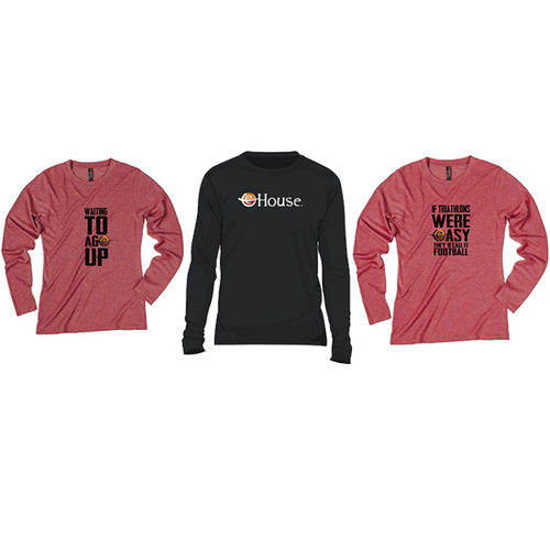 Men's EHouse 3-Pack - Longsleeve