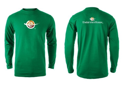 Men's EH Logo Long Sleeve