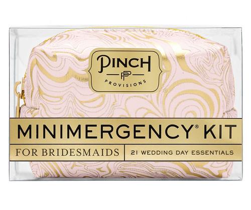 Minimergency Kit Bridesmaids Pink Swirl