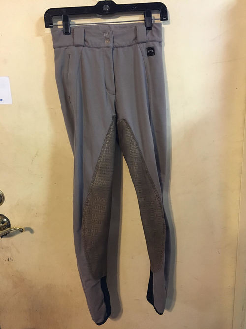 Consignment Full Seat Breeches
