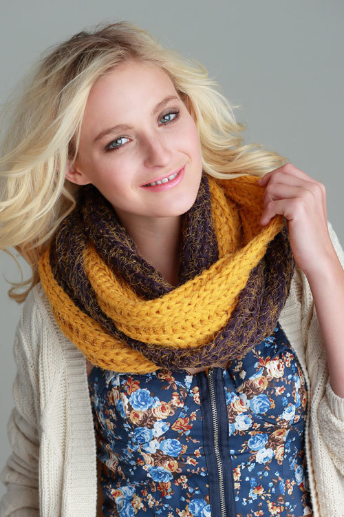 Taylor infinity scarf
