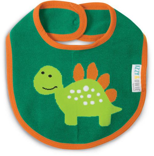 Dino Baby Bib