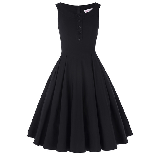 Sandy Dress in Black