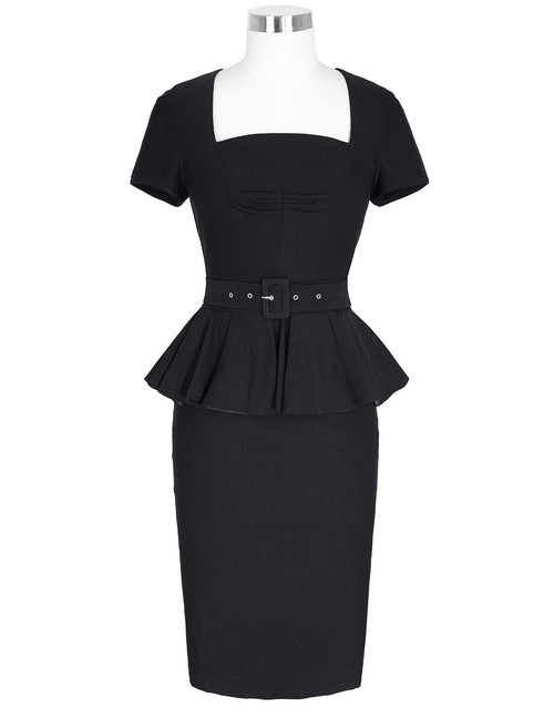 Callie dress in Black