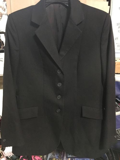 Consignment Dressage Coat