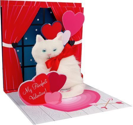 Valentine Persian Card