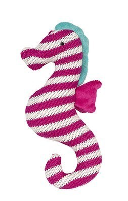Striped Seahorse Rattle