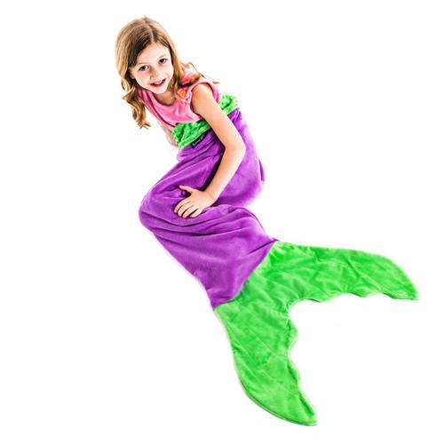 Kids Mermaid Tail