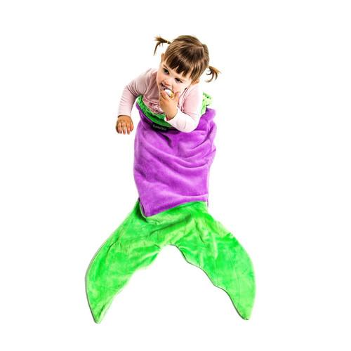 Toddler Mermaid Tail