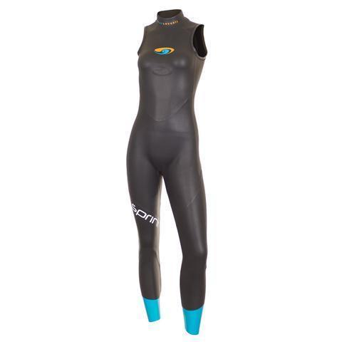Women's Sprint Sleeveless Wetsuit
