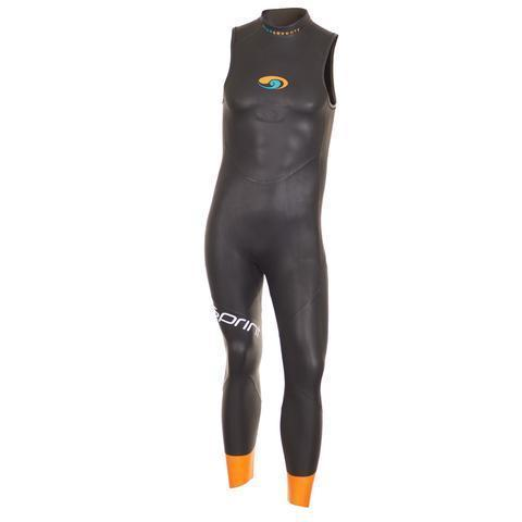 Men's Sprint Sleeveless Wetsuit