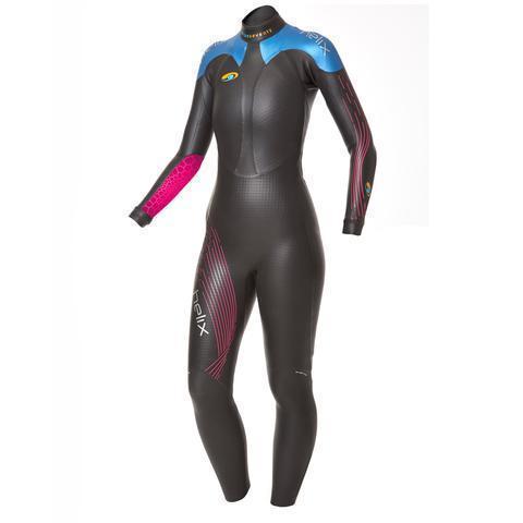 Women's Helix Full-Sleeve Wetsuit