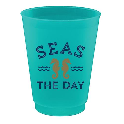 Seas the Day Flex Cup