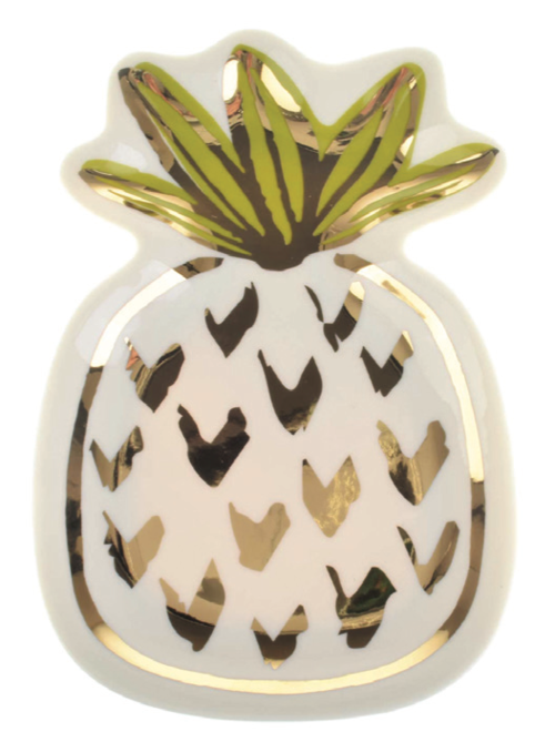 Pineapple Shape Trinket Tray