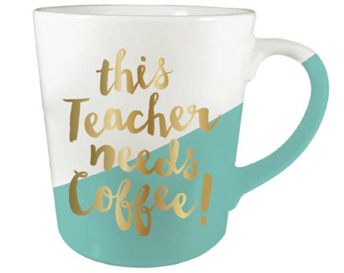 Teacher Needs Coffee Mug