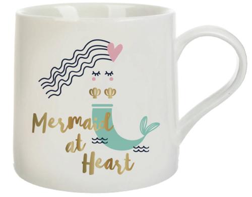 Mermaid at Heart Mug