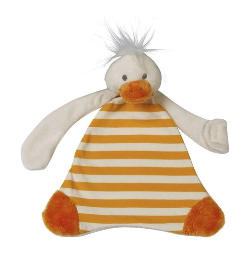 Quakers the Duck Pacifier Blankie