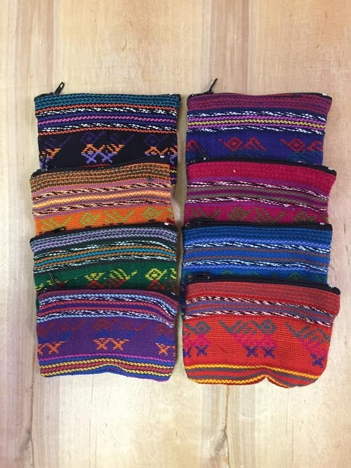 Guatemalan Change Purse