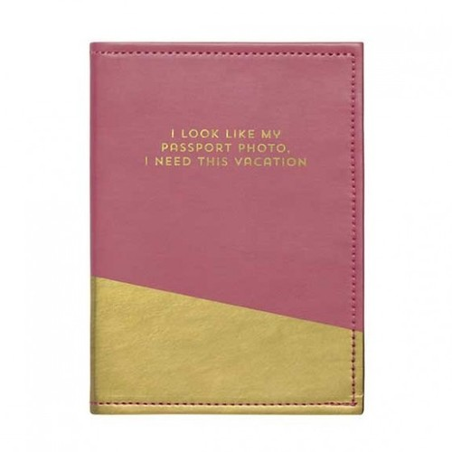 I Need This Vacation Passport Holder