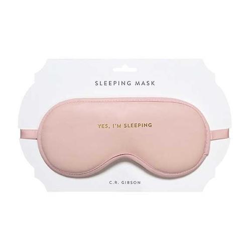 Yes, I'm Sleeping Sleep Mask
