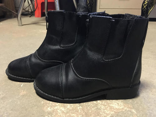 Consignment Kids Paddock Boots