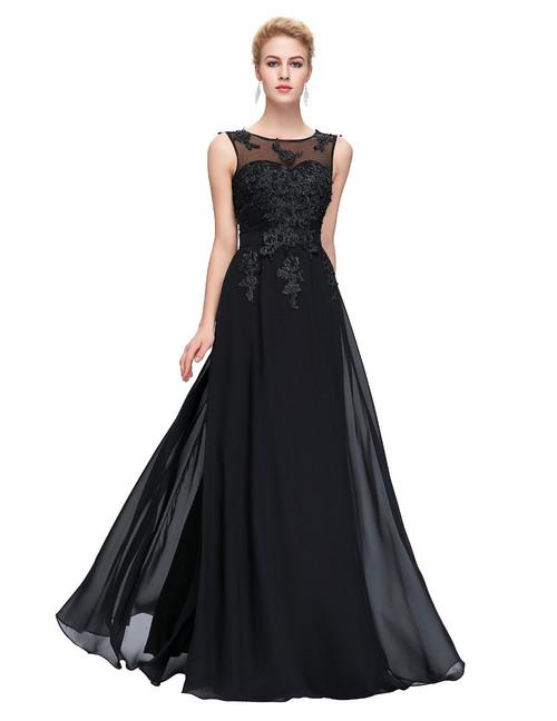 Dolce Vita Dress in Black *Online Exclusive*