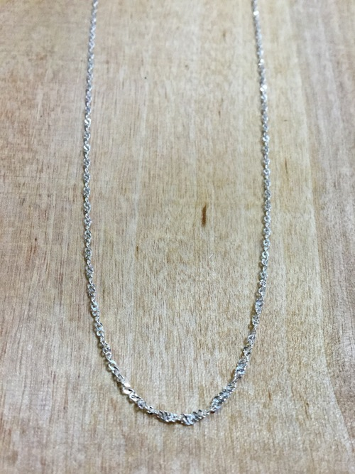 "Twisted Cuban 24"" Chain"