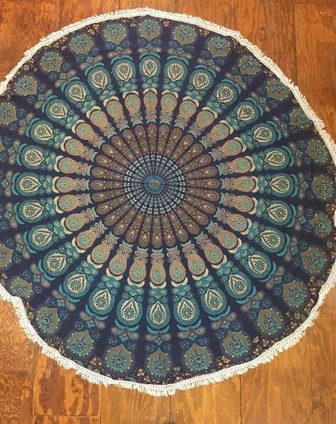 Round Tapestry