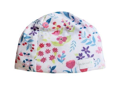 Hush Hat Purple Poppy