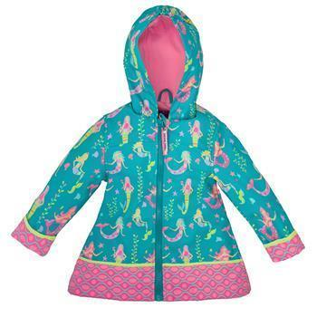 Mermaid Raincoat